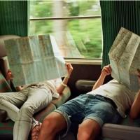Уважаемые пассажиры, поезд отправляется!